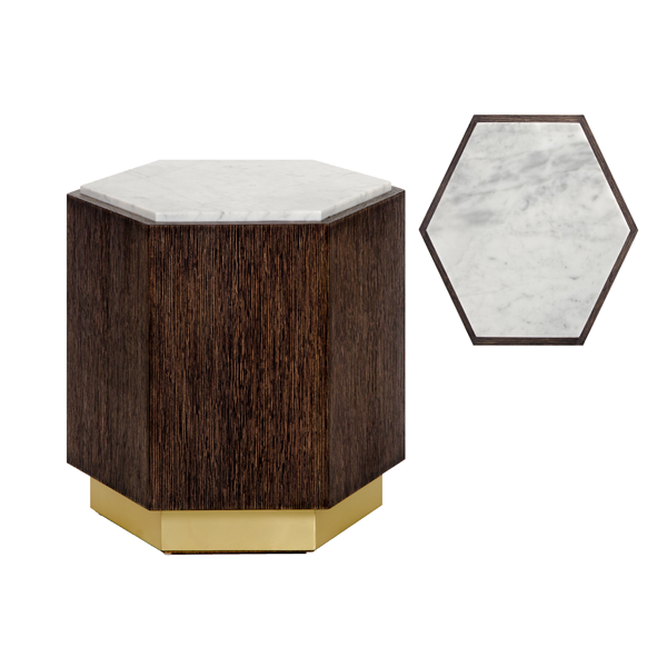 Hive side Table (40cm)