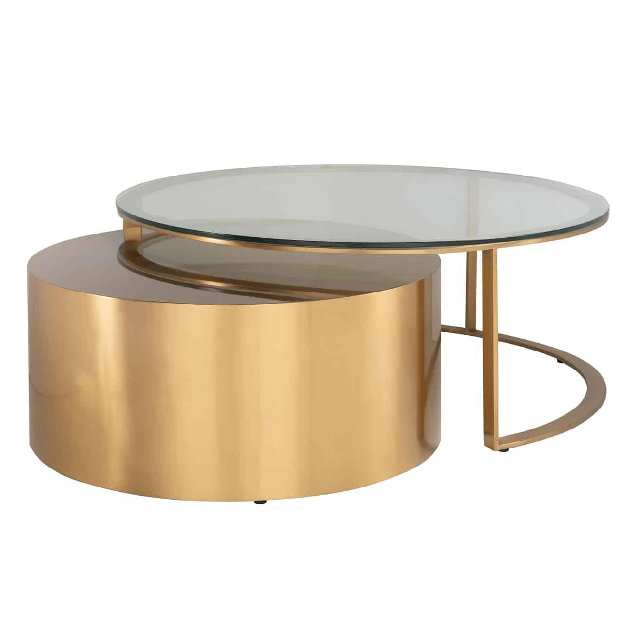Coffee Table Orlan Set of 10